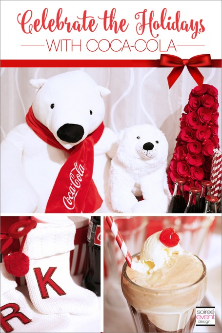Celebrate the Holidays with a Favorite Things Party + Coca-Cola