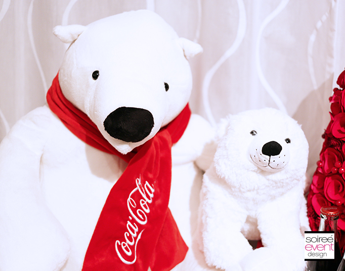 Coca Cola panda bears