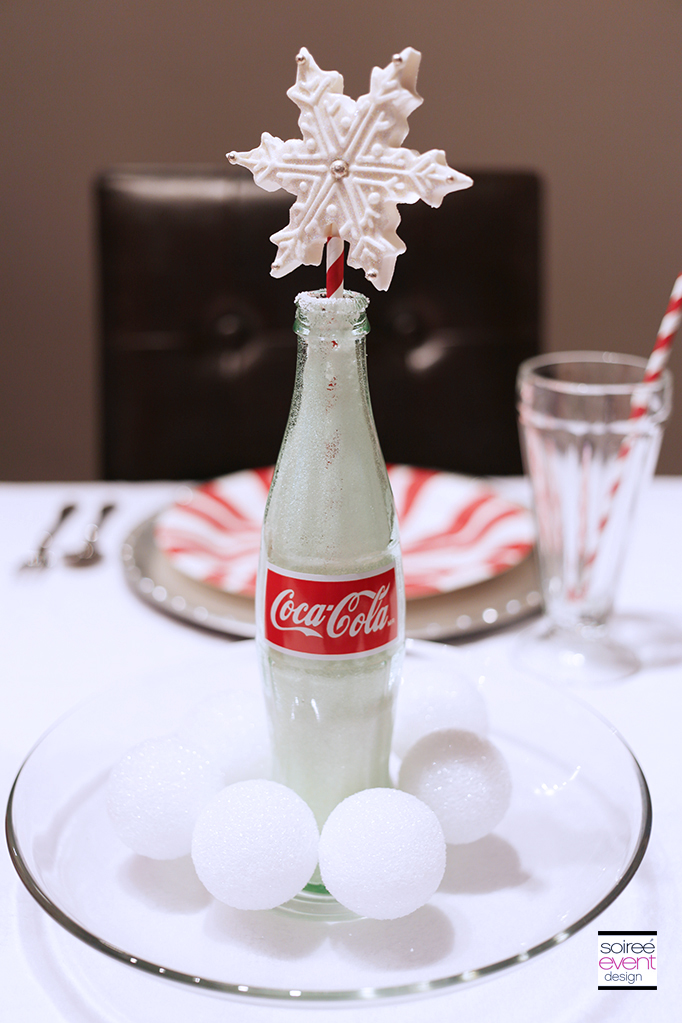 Coke Bottle Decorations