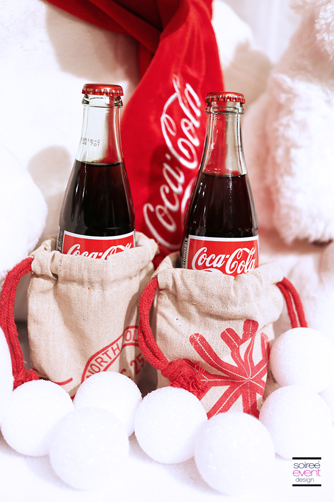 Coke Party Favors