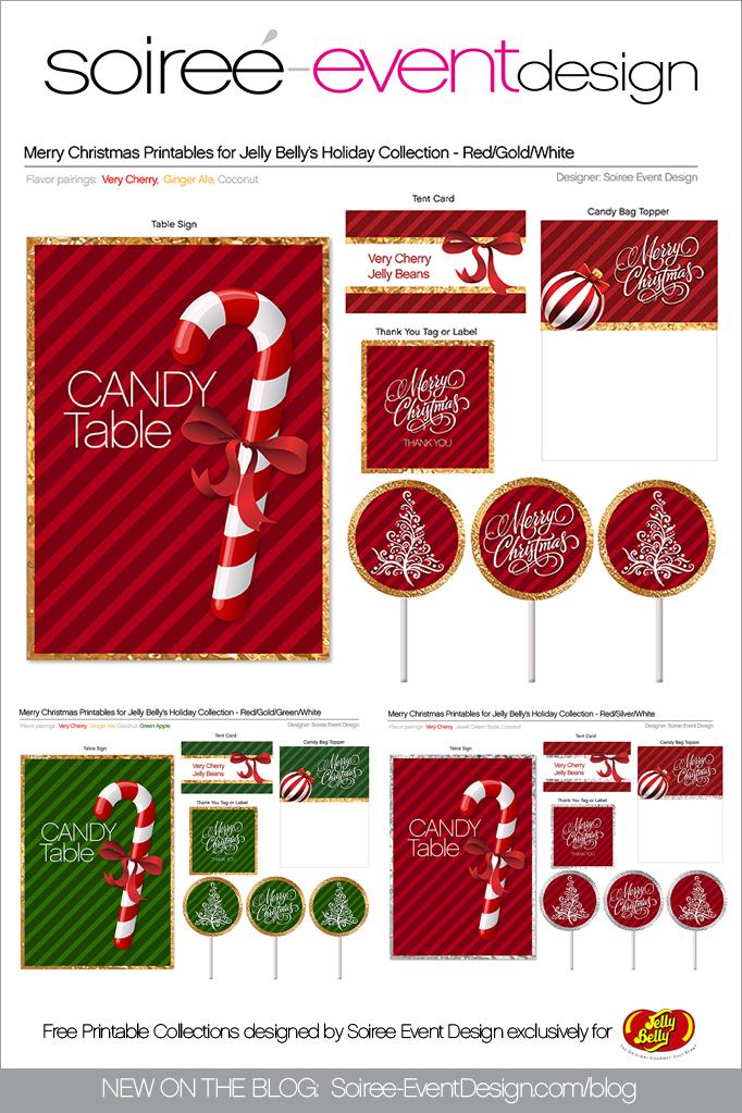 Free Christmas Printables Merry Christmas 1