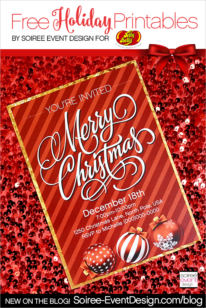 Free Merry Christmas Printables MAIN 1