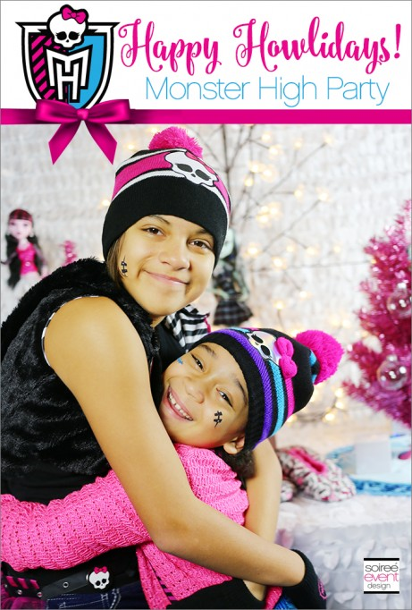 """Happy Howlidays"" Monster High Party + Giveaway"