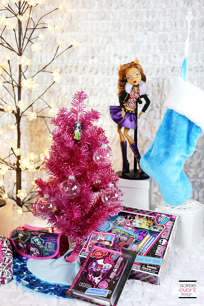 Monster High Christmas Party