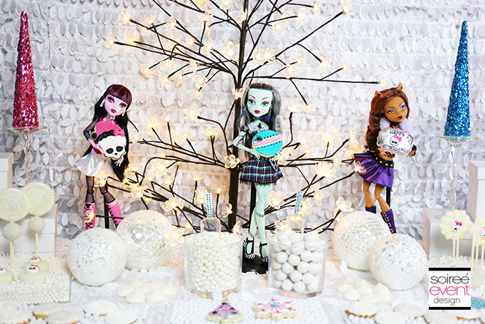Monster High Holiday party