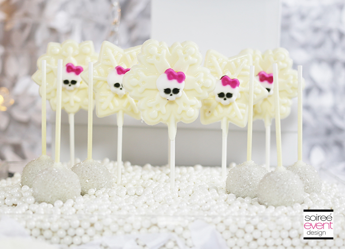 Monster High Lollipop Display