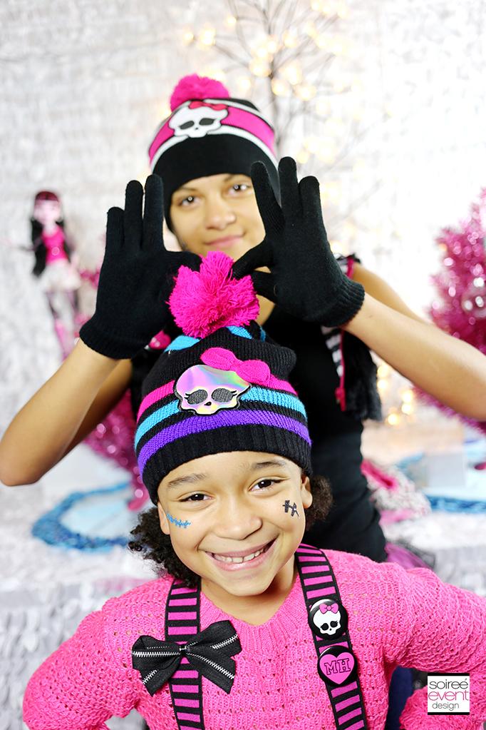 Monster High Winter Accessories