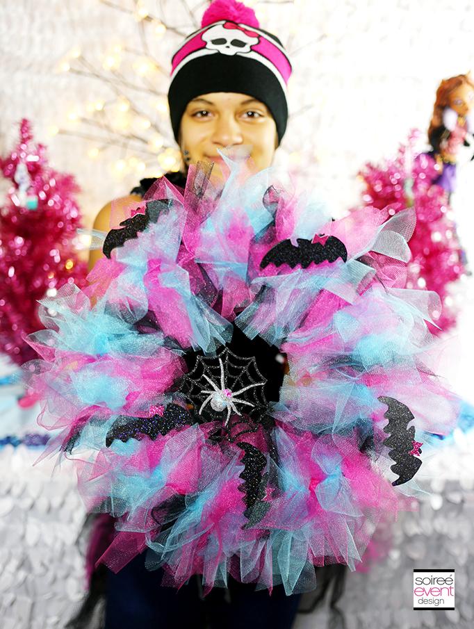 Monster High Wreath
