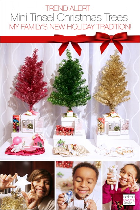 Trend Alert - Mini Christmas Trees