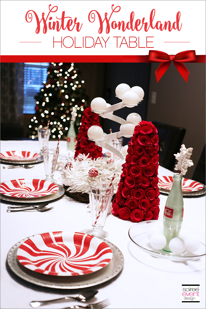 Winter Wonderland Dining Table
