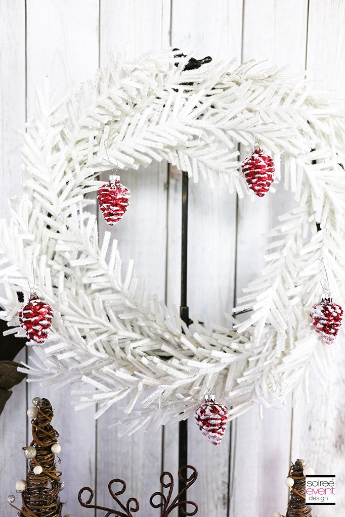 Woodland Wonderland Christmas Wreath