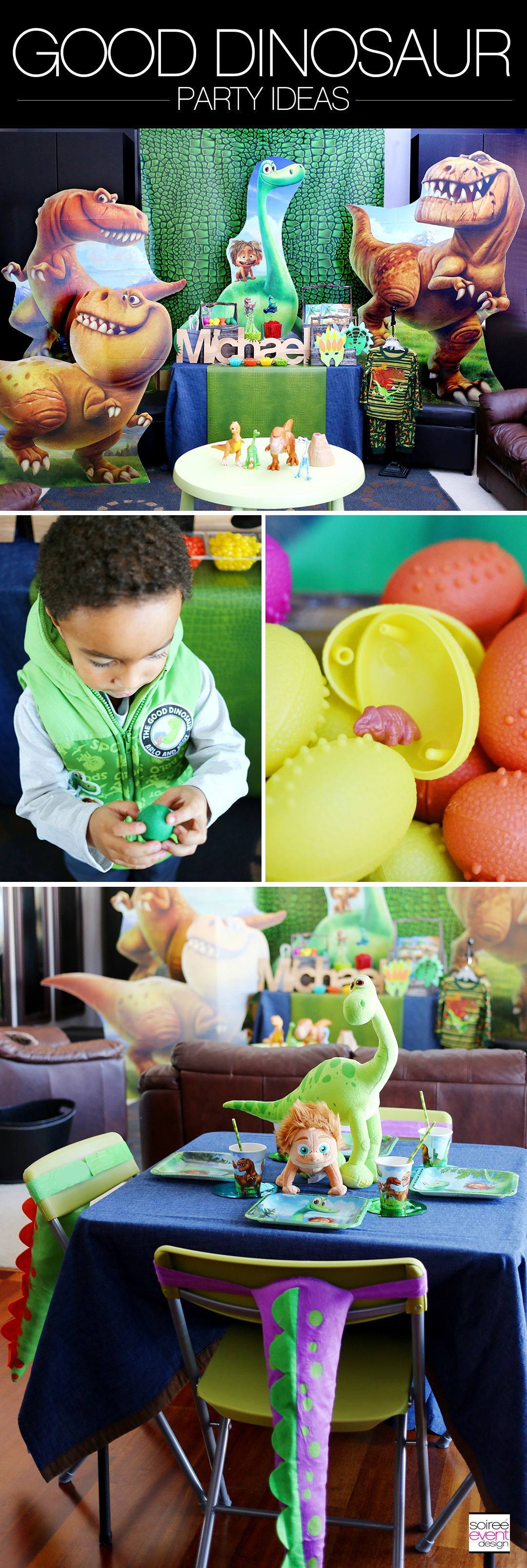 Disney The Good Dinosaur party ideas