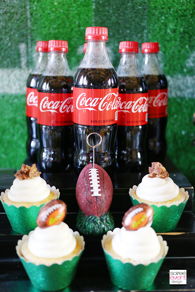 Game Day Drinks - Coca Cola