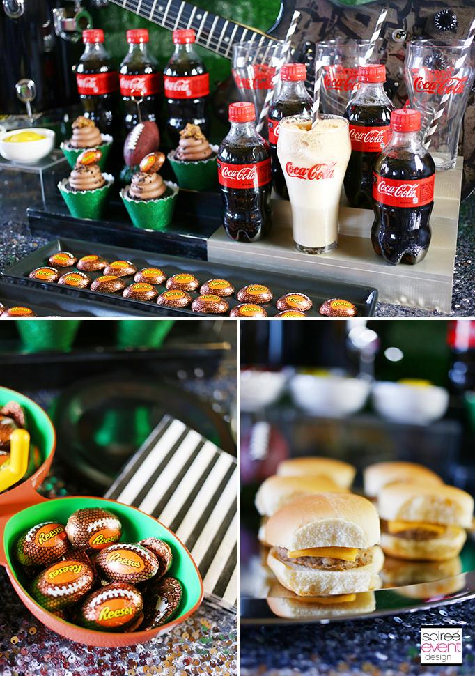 Super Bowl pary food