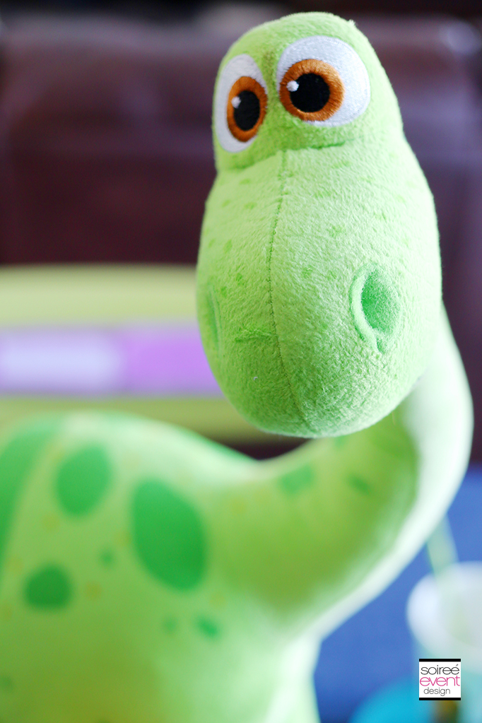 The Good Dinosaur Party - Arlo Plush Toy