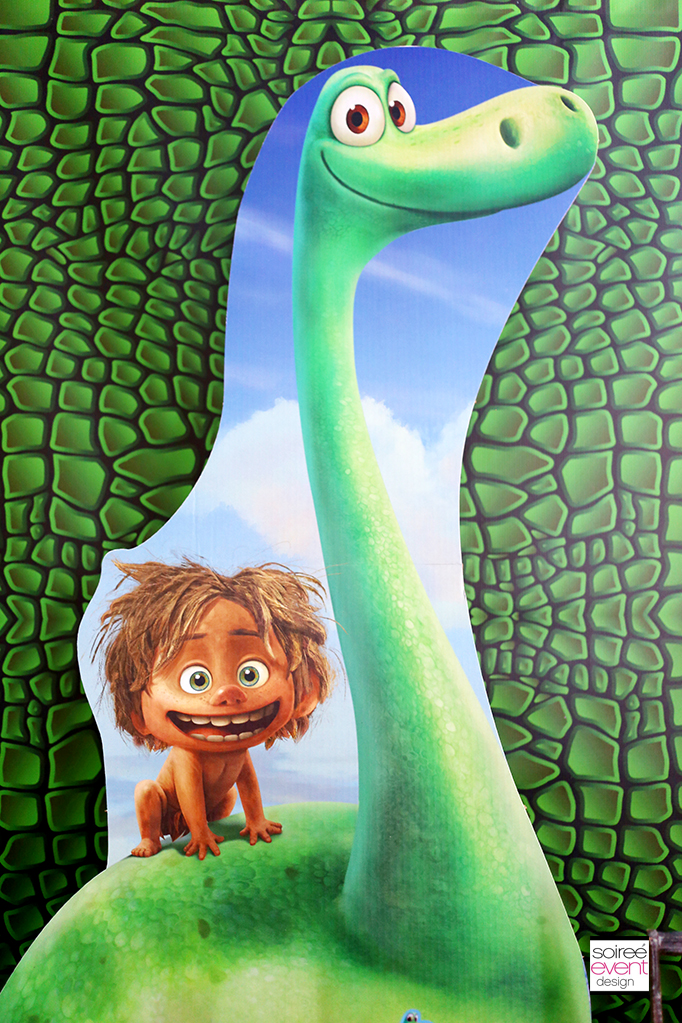 The Good Dinosaur Party - Arlo and Spot Standup