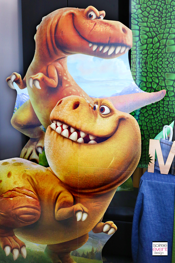 The Good Dinosaur Party - Cardboard Standups