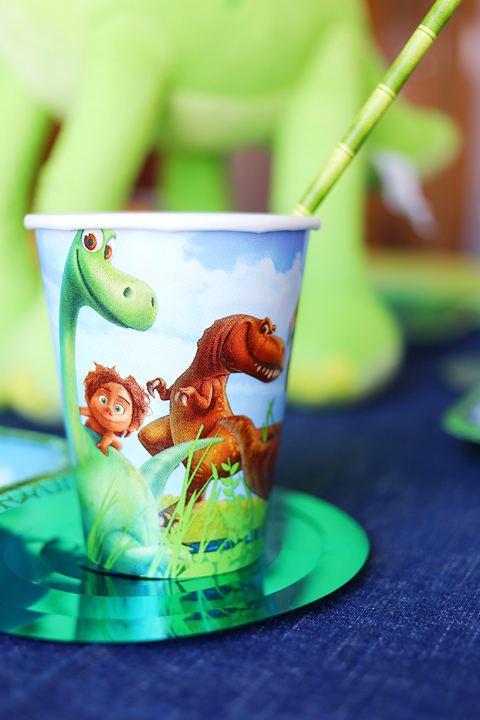 The Good Dinosaur Party Cups