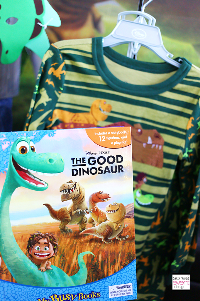 The Good Dinosaur Party Favors 2