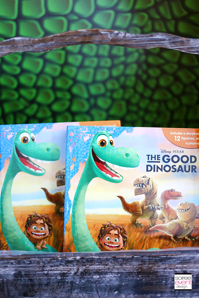 The Good Dinosaur Party Favors