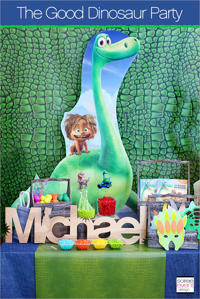 The Good Dinosaur Party Ideas