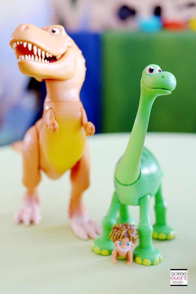 The Good Dinosaur Party Toys