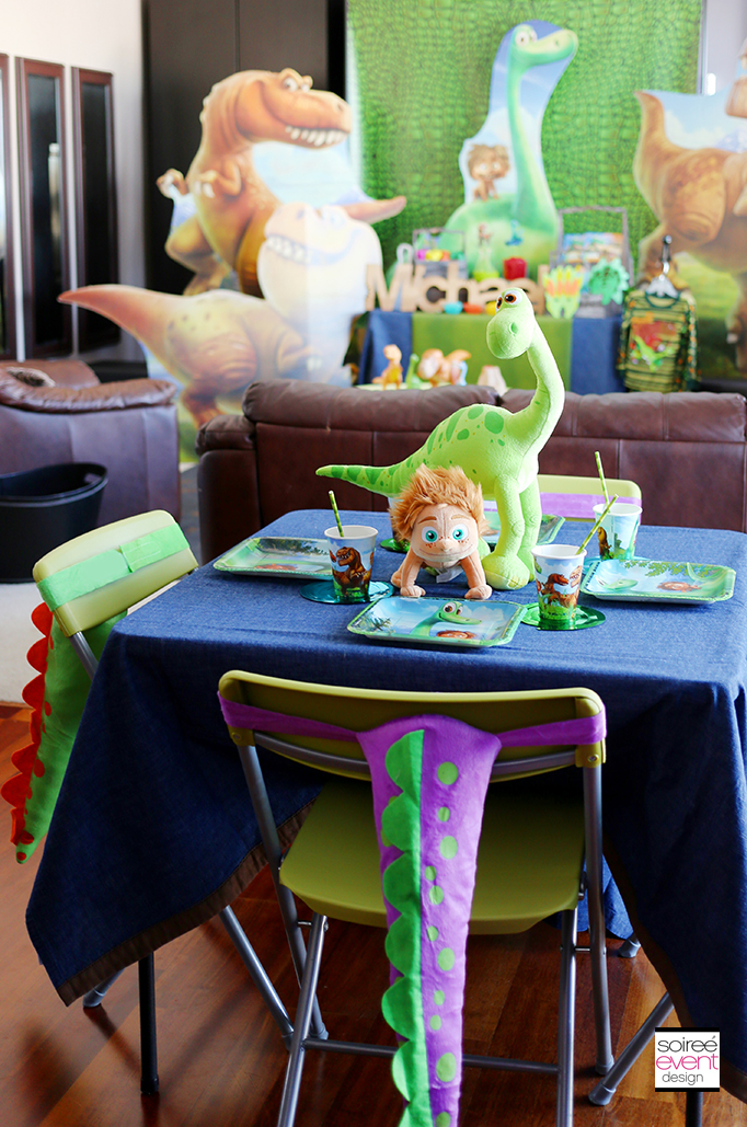 The Good Dinosaur Party