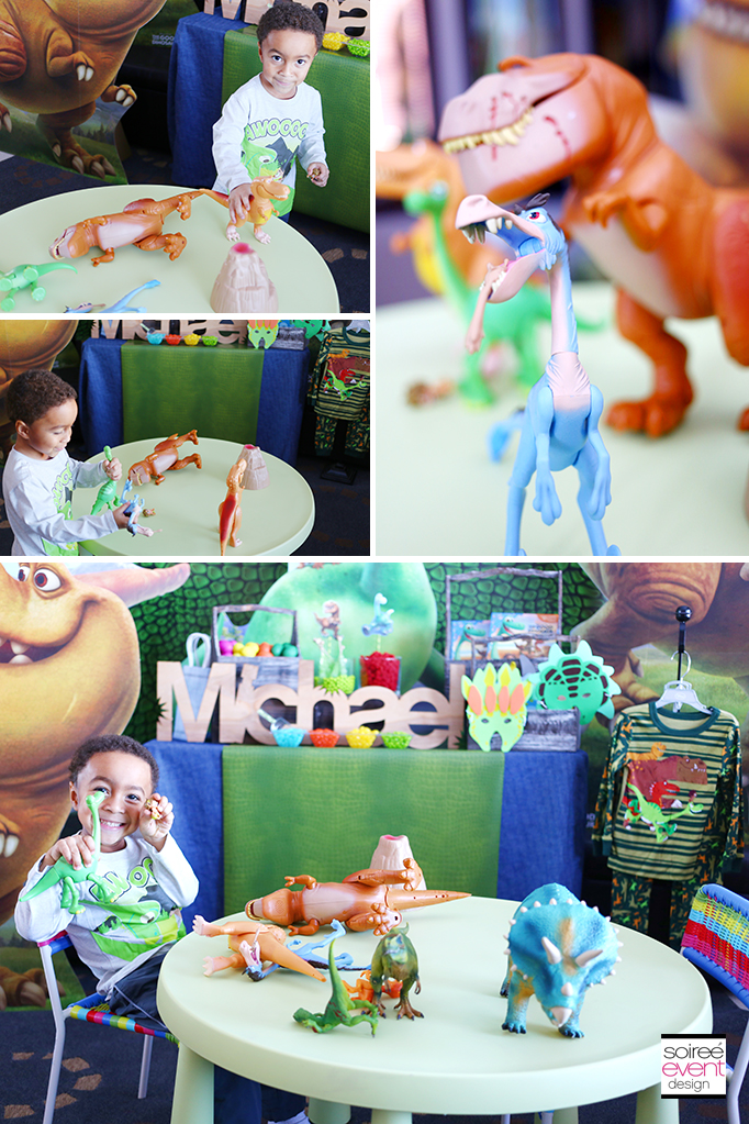 The Good Dinosaur Playdate