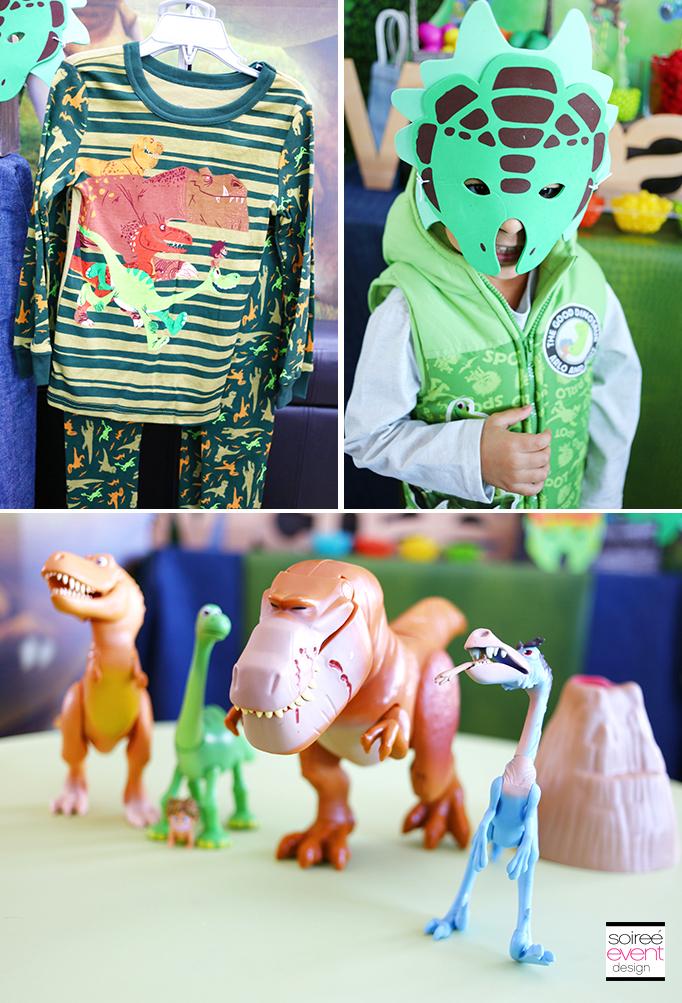 The Good Dinosaur Toys