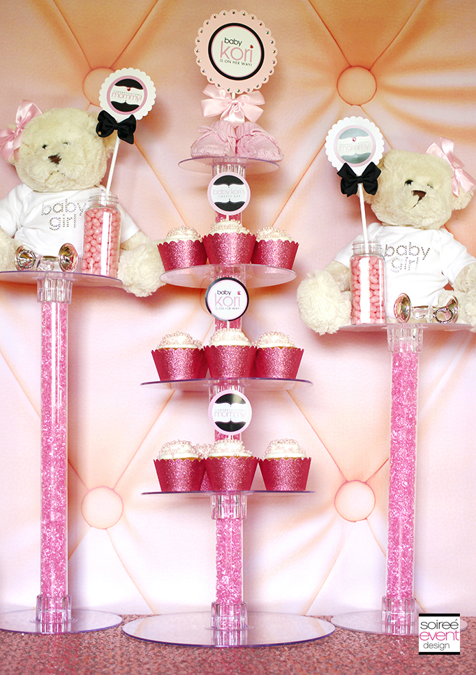 Acrylic Cupcake Stands