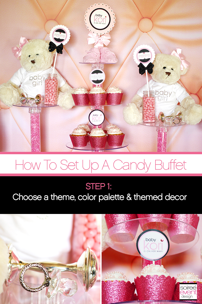 How to Set Up a Candy Buffet 1