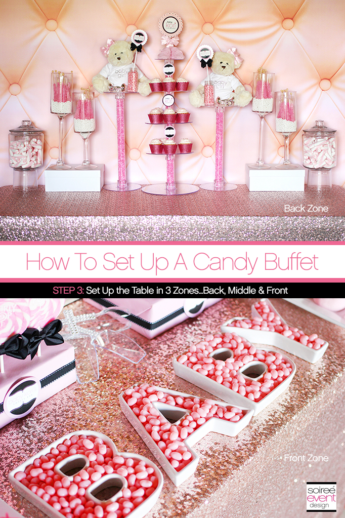 How to Set Up a Candy Buffet 3