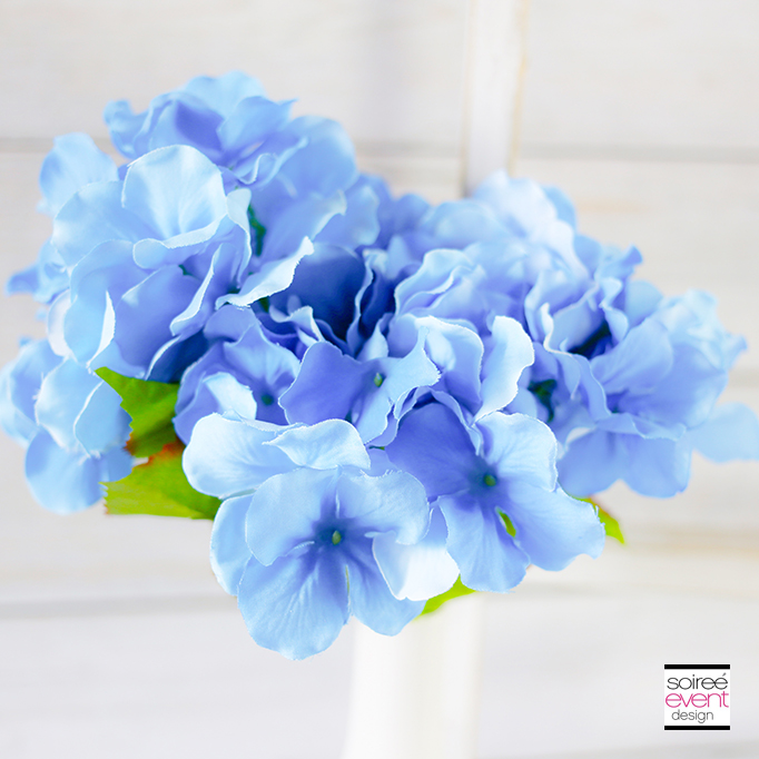 Blue Flower Arrangements