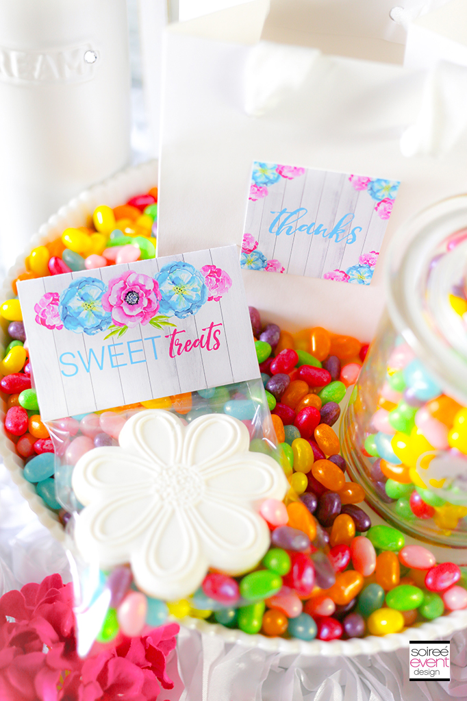 Candy Table Printables
