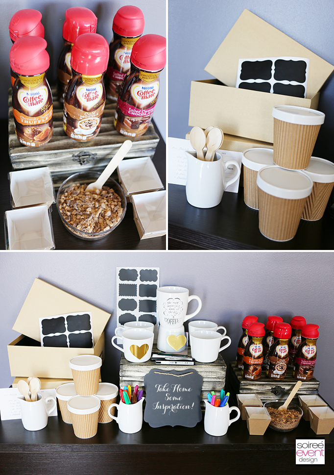 Create Coffee Gift Baskets