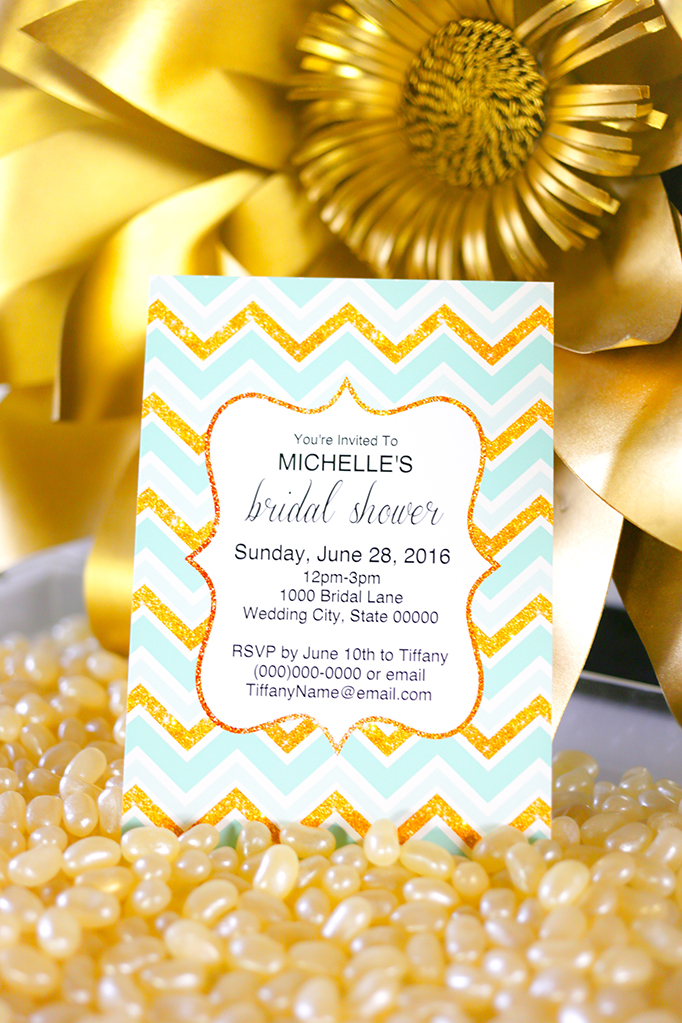 Gold-and-Mint-Bridal-Shower-Invitations