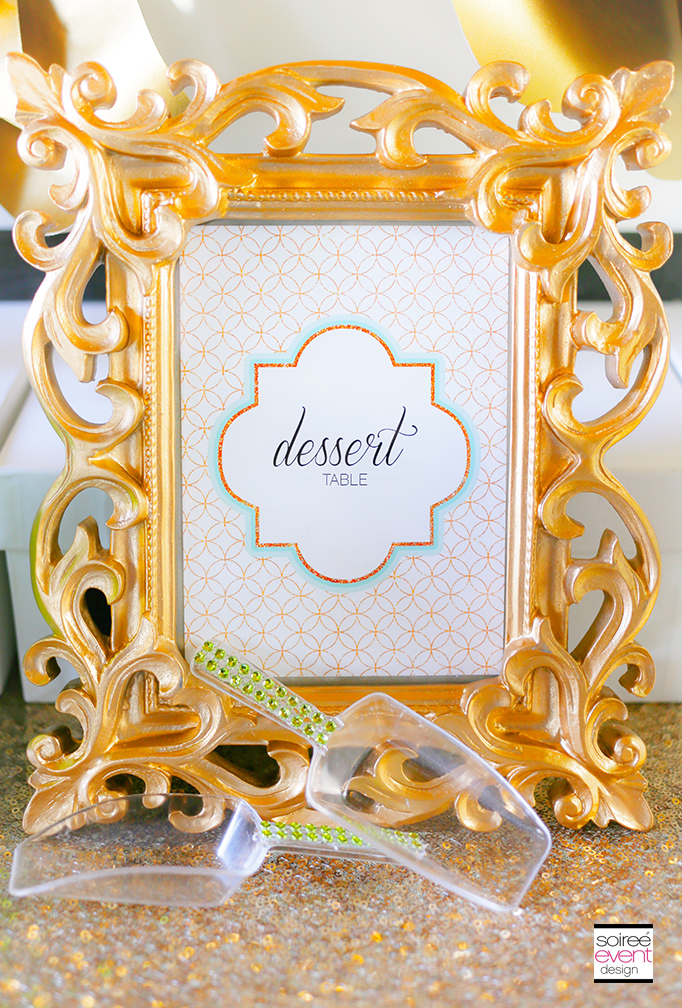 Gold-and-Mint-Green-Candy-Table-Sign