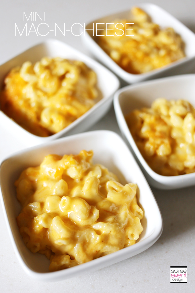 Mini Mac and Cheese Recipe