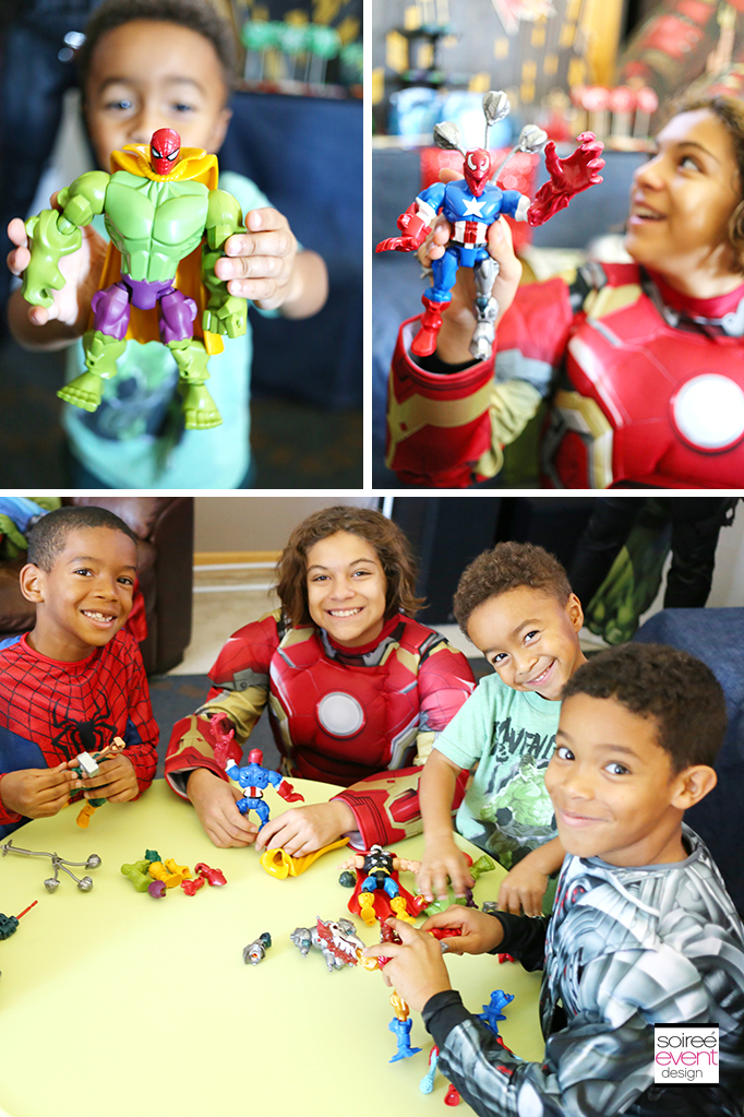 Avengers-Party-Activity