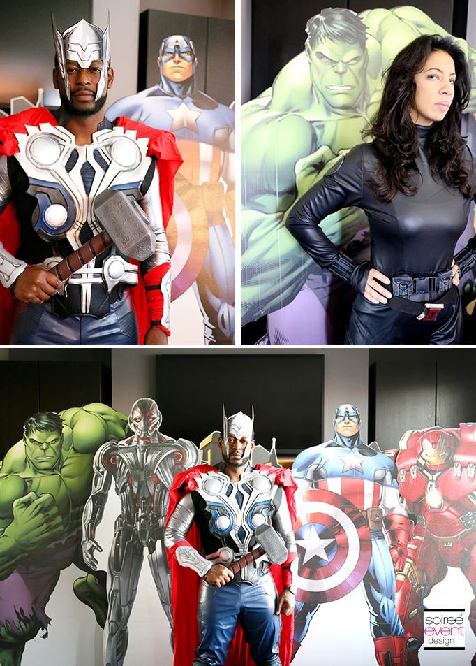 Avengers Party - Avengers Standups