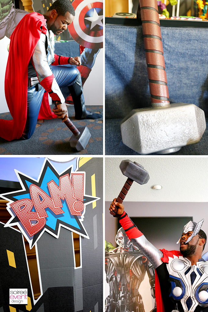 Avengers-party-thor-dress-up