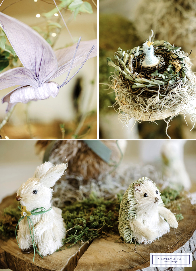 Enchanted Forest Animals Party
