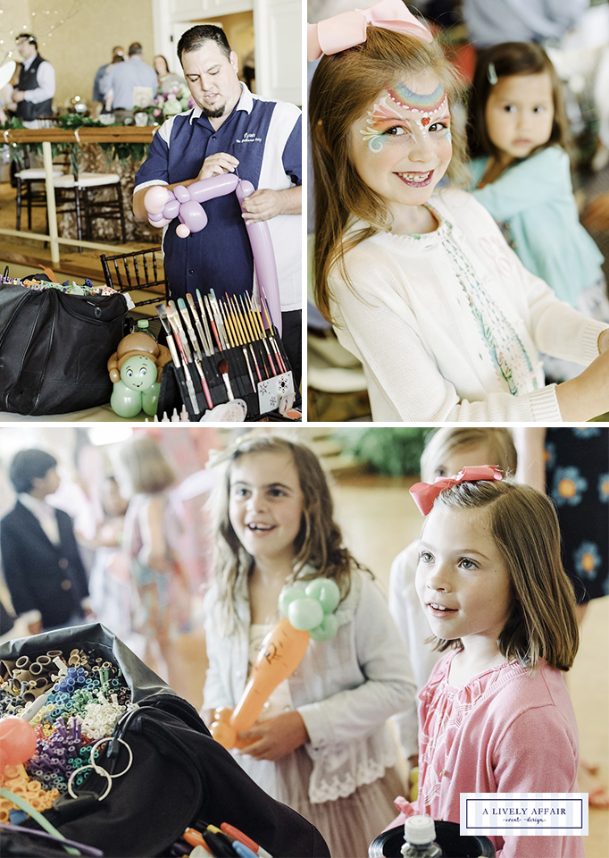 Enchanted Garden Party Activities