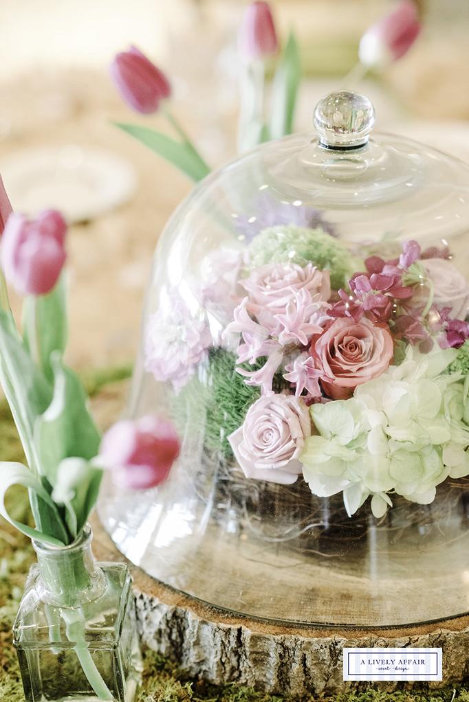 Floral Terrariums