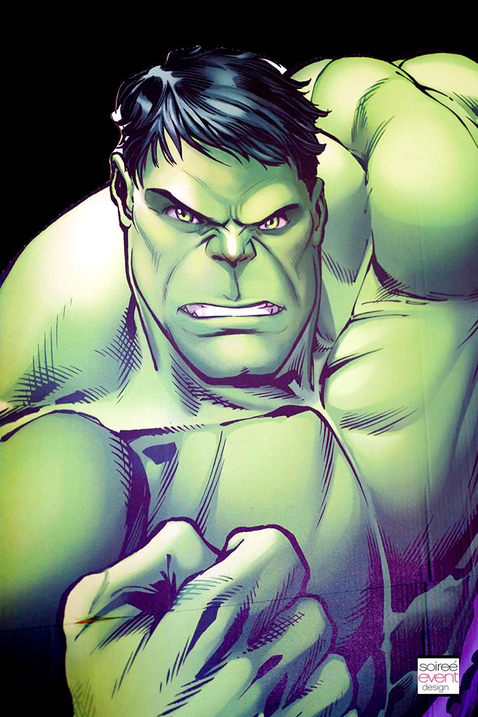 Hulk Cardboard Standup