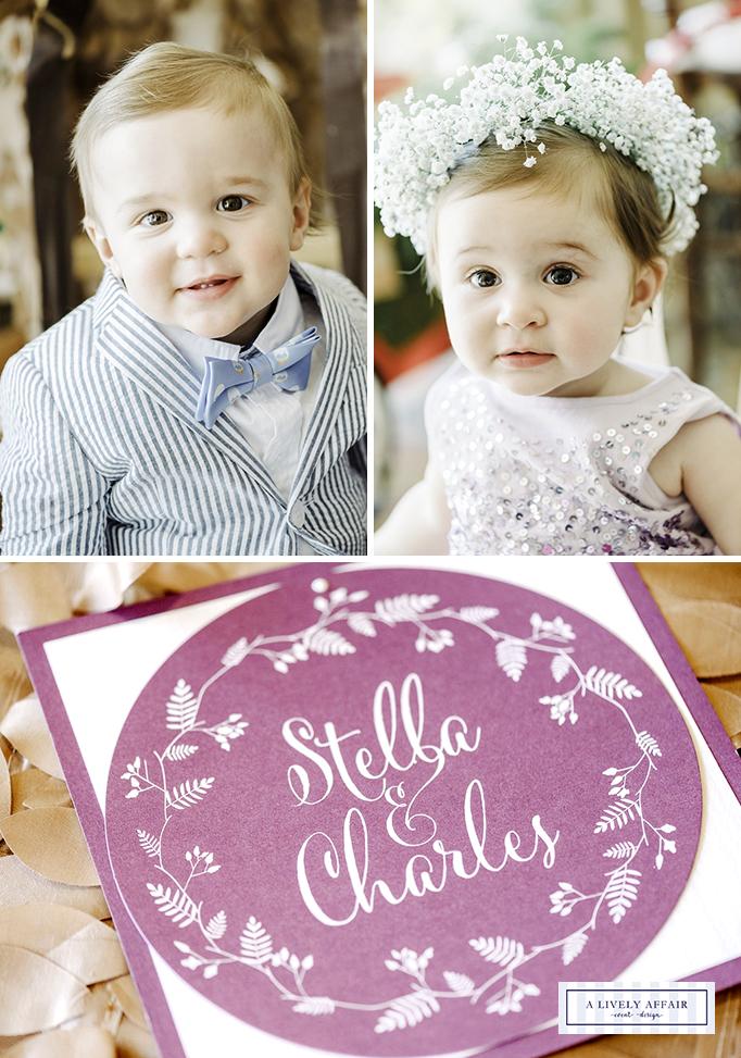 Stella and Charles Invite