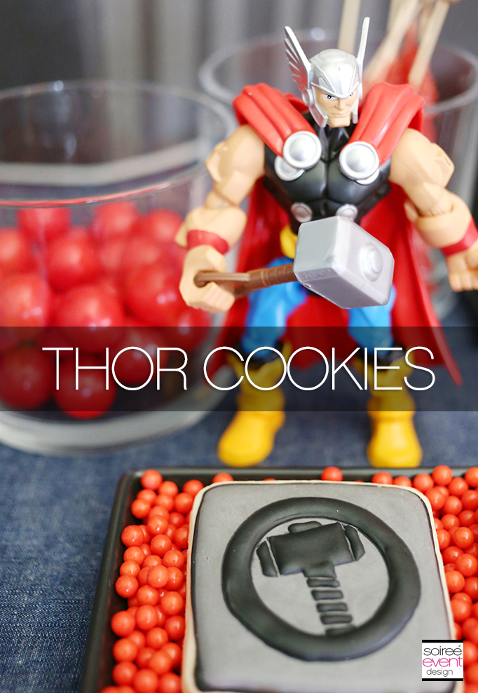 Thor Cookies