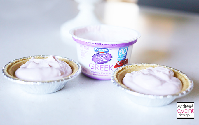 Dannon Strawberry Cheesecake Yogurt