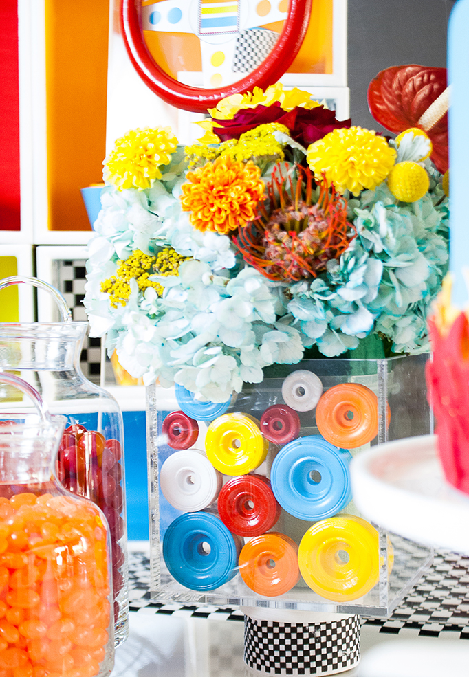 Guest Feature Fridays Hot Wheels Party Soiree Event Design