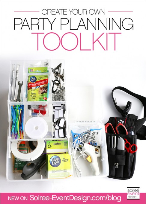 Create Your Own Party Planning Toolkit!
